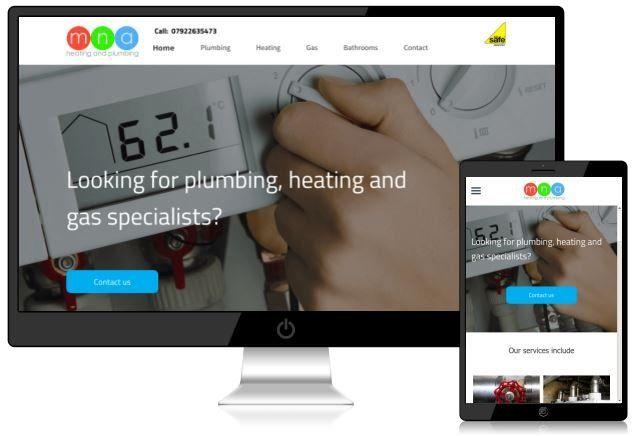 MNA Heating & Plumbing