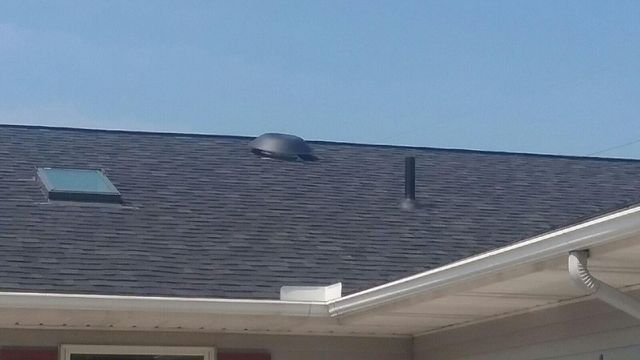 Roofing done in Lorain