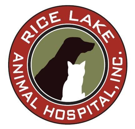 Rice Lake Animal Hospital  logo