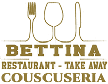 BETTINA - RESTAURANT - TAKE AWAY - COUSCUSERIA-LOGO