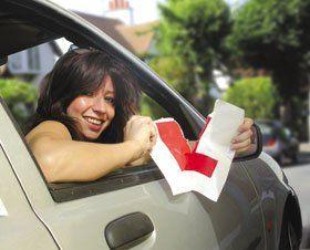 Driving lessons - Derby, Derbyshire - Public Driving School - Woman