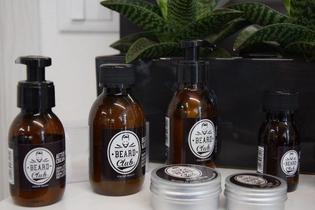 assortimenti prodotti per la  barba
