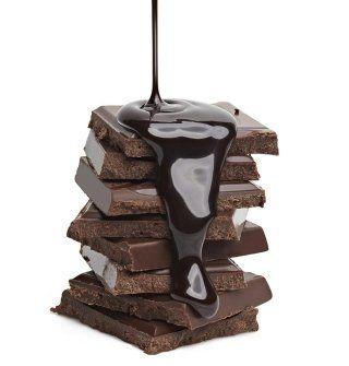 Pezzi di cioccolata