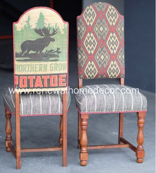 Fun dining chairs