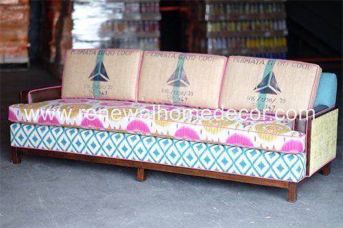 Vintage Midcentury Sofa in San Antonio