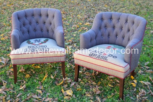 Amazing accent chairs from San Antonio