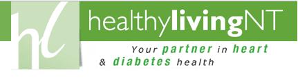 Healthy Living NT logo
