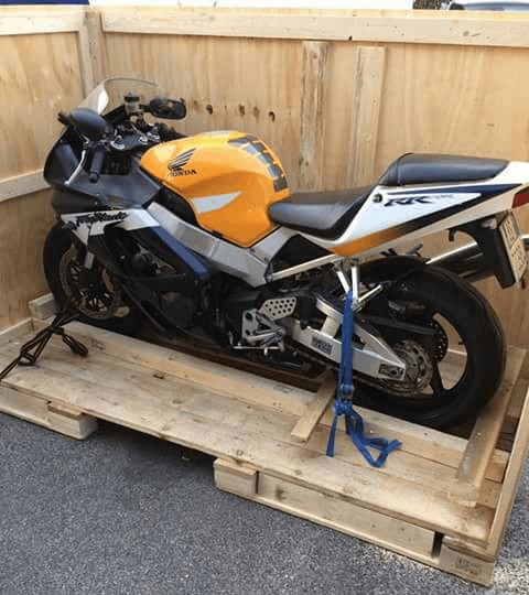 Bertola Trasloco - Trasporto Moto Scooter Quad