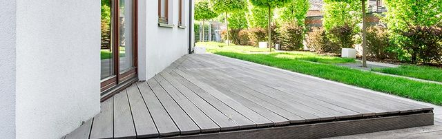 clean exterior home surfaces