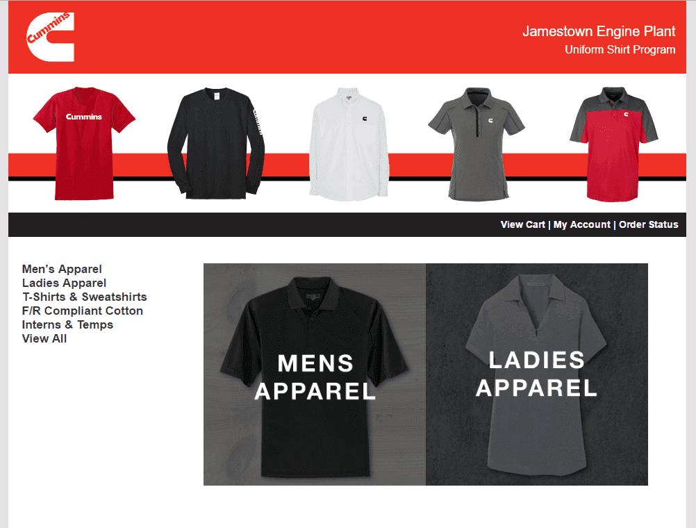 Cummins Uniforms