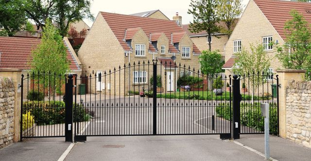 automated garage doors and gates