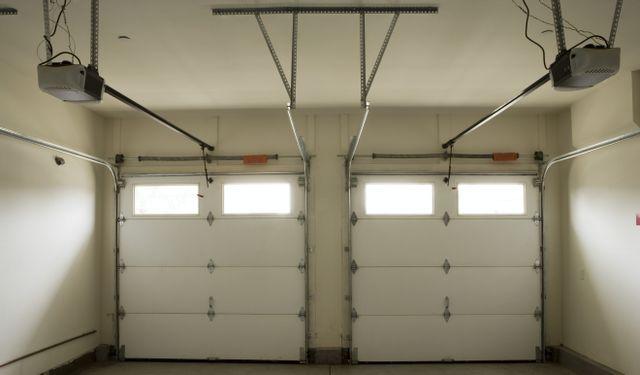 remote controlled garage doors