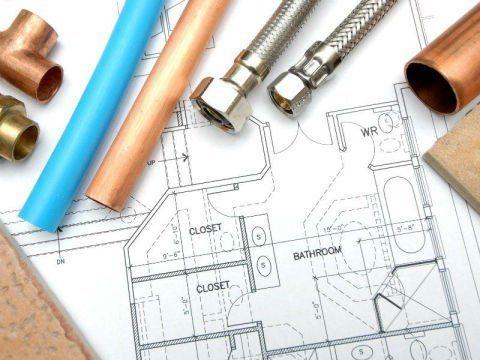 progetto impiantistico di una casa