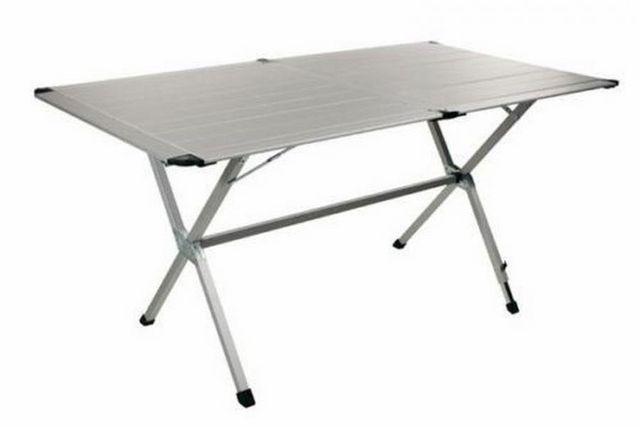 Tavolo Campeggio Alluminio Avvolgibile.Tavoli E Sedie Per Camper Pisa Free Life Camping