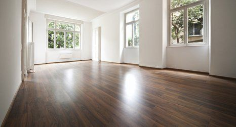 hard wearing laminate flooring