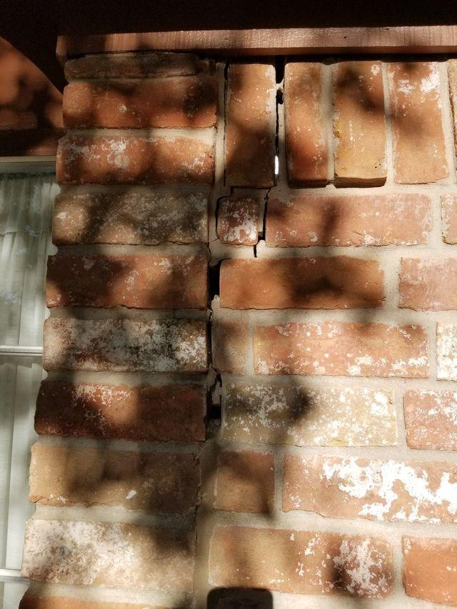 Brick Restoration The Woodlands, TX   Brick Repair & Masonry Services