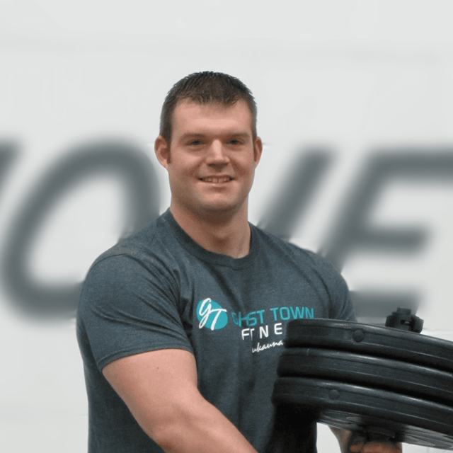 Ghost Town Fitness, Ghost Town Fitness Personal Trainer, Ghost Town Fitness Personal Trainer Dustin