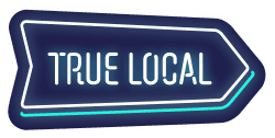 True local logo