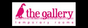 logo THE GALLERY TEMPORARY ROOMS