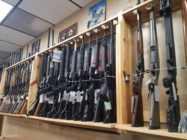 Blue Tuna Gunsmithing : Firearms Sales and Service