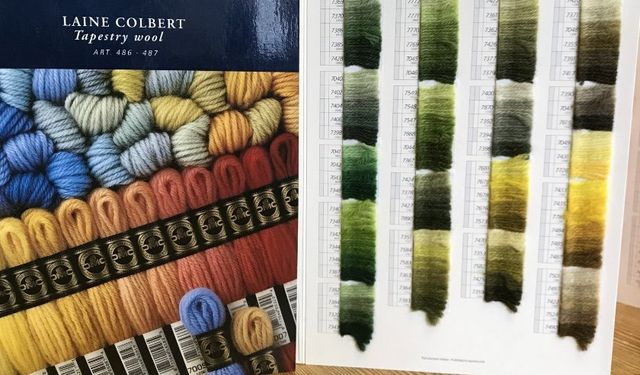 Dmc Thread And Tapestry Wools Ilminster