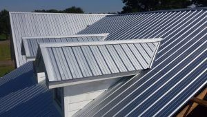 Metal Roof - S & G Roofing
