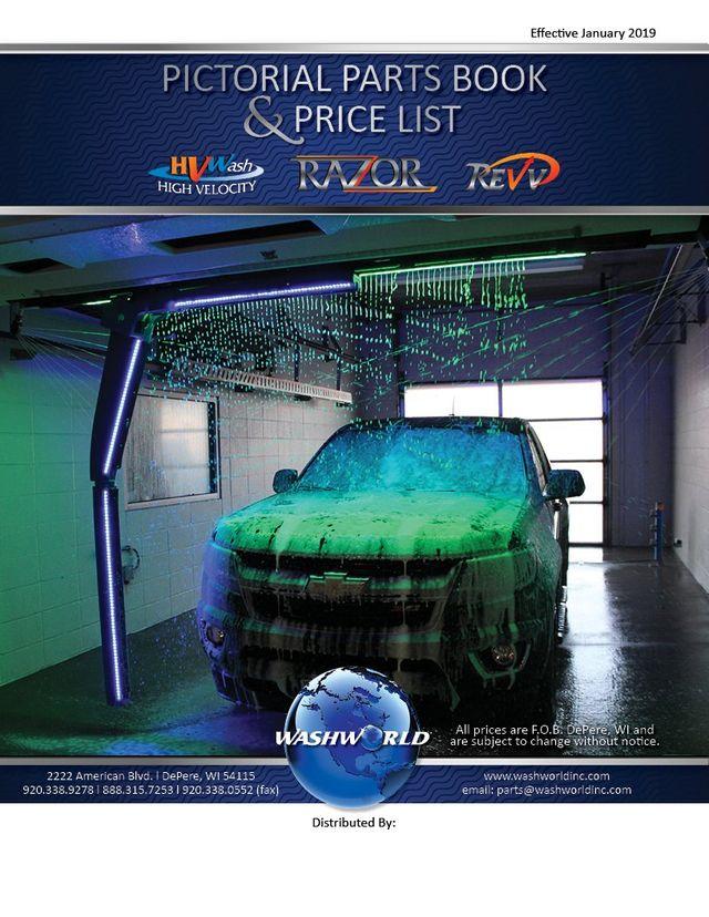 PARTS: Shop Touch-Free & Soft Touch Car Wash Parts