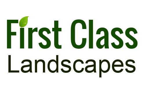 First Class Landscapes logo