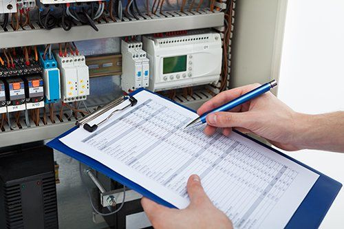 Quality check on the electrical work done by professionals