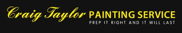 craig taylor painting services logo