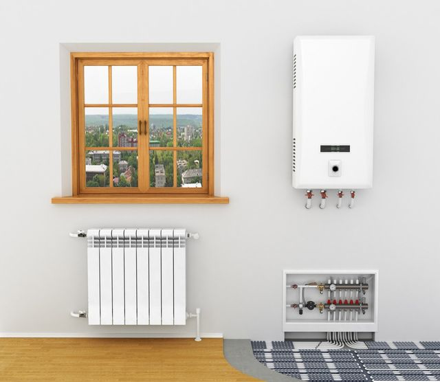 Air conditioning fitting service in Wales