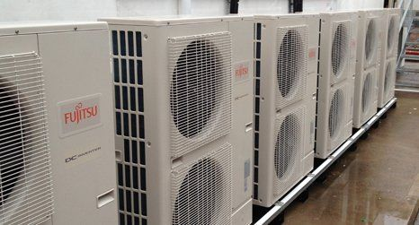 Low temperature and high temperature heat pumps