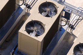 Industrial air conditioning