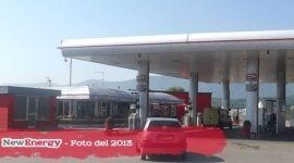 area ristoro, distributori self service, erogazione benzina per auto