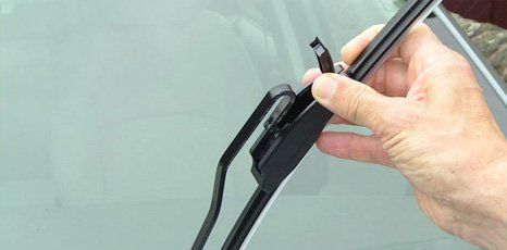 wiper blade repair