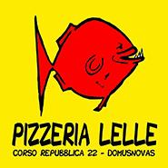 PIZZERIA LELLE - LOGO