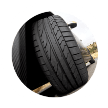 Tyres and fitting