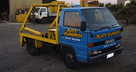 Just Rubbish Truck
