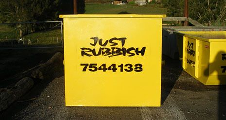 Just Rubbish Skip