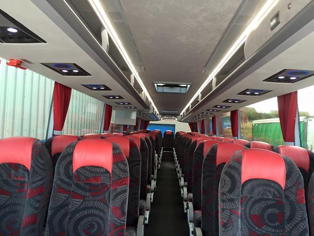 Coach Hire in Fraserburgh