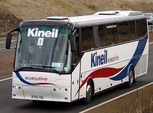 Coach hire for different events