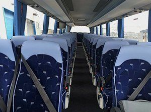 Exceptional coach hire