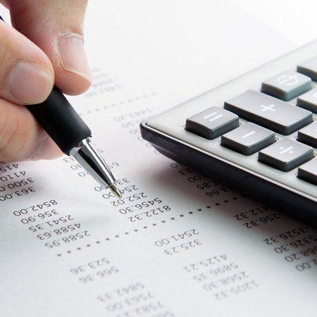 Income tax sheet