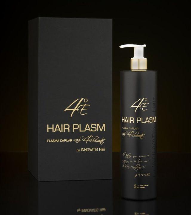 Luxury plasm trattamento al plasma per capelli