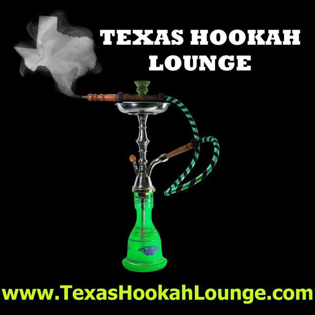 Texas Hookah Lounge Logo