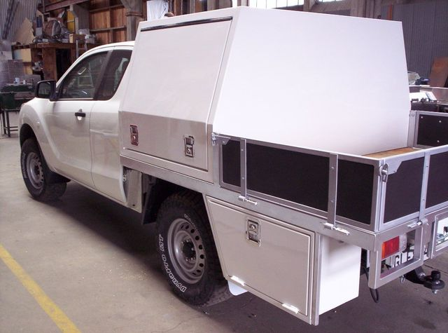 alloy vehicle box