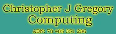 Christopher J Gregory Computing