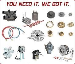 Appliance Parts San Antonio Ac Parts Hvac Parts Air