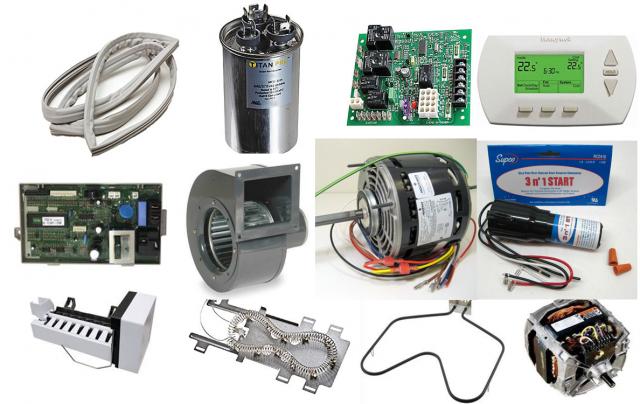 Appliance Parts San Antonio | AC Parts | HVAC Parts | Air