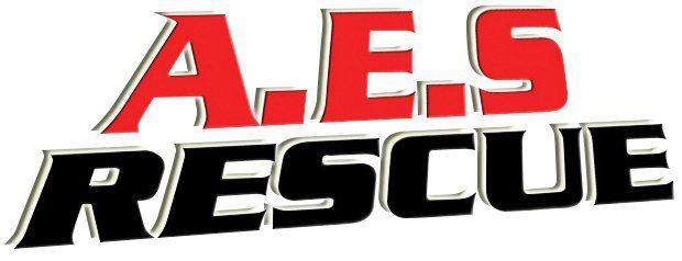 A E S Rescue logo